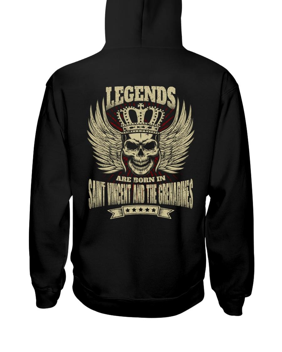 LEGENDS Hooded Sweatshirt