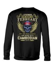 LEGENDS CAMBODIAN - 02 Crewneck Sweatshirt thumbnail