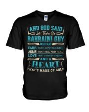 AND-GOD-SAID V-Neck T-Shirt thumbnail
