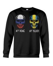 My Home Russia- Sweden Crewneck Sweatshirt thumbnail