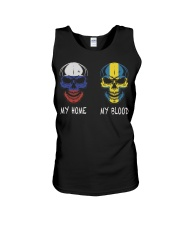 My Home Russia- Sweden Unisex Tank thumbnail