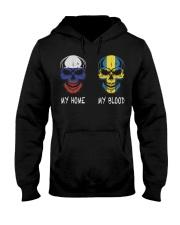 My Home Russia- Sweden Hooded Sweatshirt thumbnail