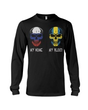 My Home Russia- Sweden Long Sleeve Tee thumbnail