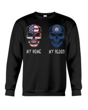 My Blood Utah Crewneck Sweatshirt thumbnail