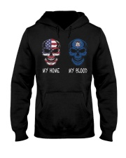 My Blood Utah Hooded Sweatshirt thumbnail