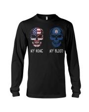 My Blood Utah Long Sleeve Tee thumbnail