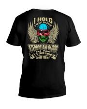I-HOLD V-Neck T-Shirt thumbnail