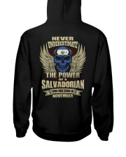 THE POWER SALVADORIAN - 011 Hooded Sweatshirt thumbnail