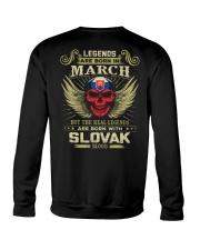 LEGENDS SLOVAK - 03 Crewneck Sweatshirt thumbnail