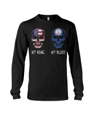 My Blood Virginia Long Sleeve Tee thumbnail