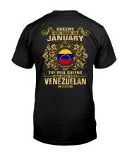 QUEENS VENEZUELAN - 01 Classic T-Shirt back