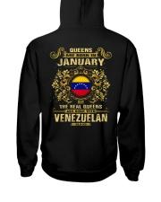 QUEENS VENEZUELAN - 01 Hooded Sweatshirt thumbnail