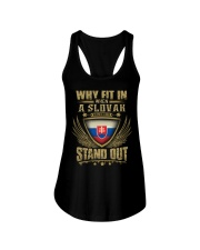 STAND OUT - SLOVAK Ladies Flowy Tank thumbnail