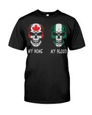 Blood - Nigeria Classic T-Shirt front