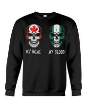 Blood - Nigeria Crewneck Sweatshirt thumbnail