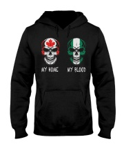 Blood - Nigeria Hooded Sweatshirt thumbnail
