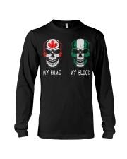 Blood - Nigeria Long Sleeve Tee thumbnail