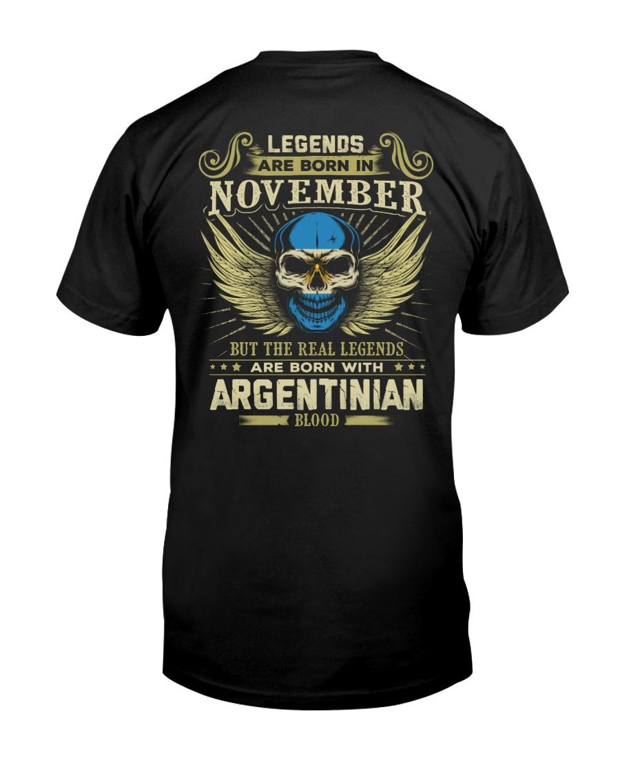 LEGENDS ARGENTINIAN - 011 Classic T-Shirt