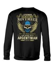 LEGENDS ARGENTINIAN - 011 Crewneck Sweatshirt thumbnail