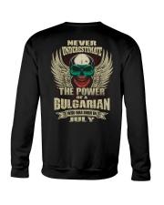 THE POWER BULGARIAN - 07 Crewneck Sweatshirt thumbnail