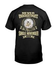SINGLE MOM - 011 Classic T-Shirt back