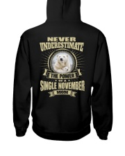 SINGLE MOM - 011 Hooded Sweatshirt thumbnail