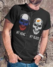 My Home Russia- Cyprus Classic T-Shirt lifestyle-mens-crewneck-front-4