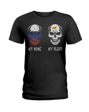 My Home Russia- Cyprus Ladies T-Shirt thumbnail