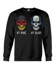 My Home Germany - Guatemala Crewneck Sweatshirt thumbnail