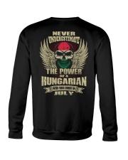 THE POWER HUNGARIAN - 07 Crewneck Sweatshirt thumbnail