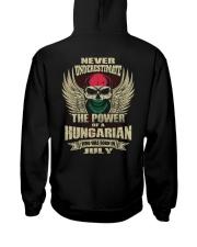 THE POWER HUNGARIAN - 07 Hooded Sweatshirt thumbnail