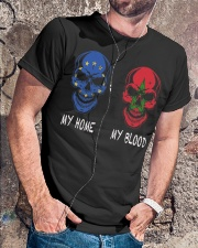Morocco Classic T-Shirt lifestyle-mens-crewneck-front-4
