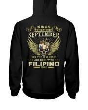 KINGS FILIPINO - 09 Hooded Sweatshirt thumbnail