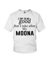 GOOD MY MOONA Youth T-Shirt thumbnail