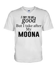 GOOD MY MOONA V-Neck T-Shirt thumbnail