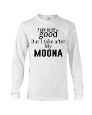 GOOD MY MOONA Long Sleeve Tee thumbnail