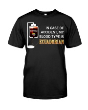IN-CASE-OF Classic T-Shirt thumbnail