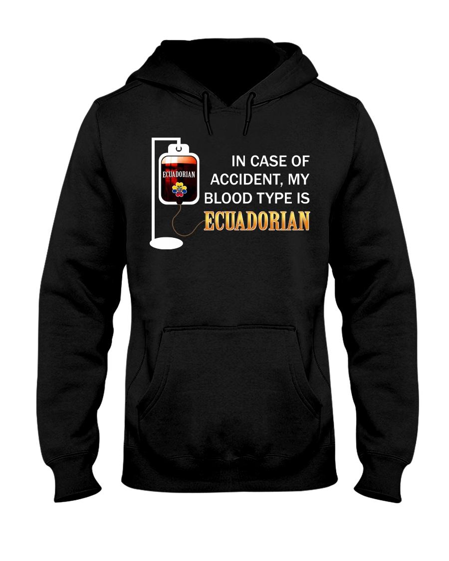 IN-CASE-OF Hooded Sweatshirt