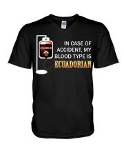 IN-CASE-OF V-Neck T-Shirt thumbnail