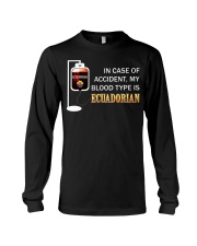 IN-CASE-OF Long Sleeve Tee thumbnail