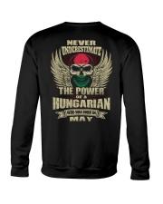 THE POWER HUNGARIAN - 05 Crewneck Sweatshirt thumbnail