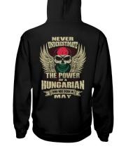 THE POWER HUNGARIAN - 05 Hooded Sweatshirt thumbnail