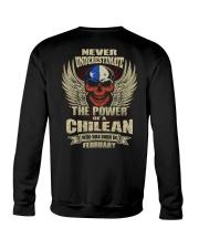 THE POWER CHILEAN - 02 Crewneck Sweatshirt thumbnail