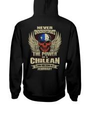 THE POWER CHILEAN - 02 Hooded Sweatshirt thumbnail