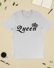 QUEEN Classic T-Shirt lifestyle-mens-crewneck-front-19