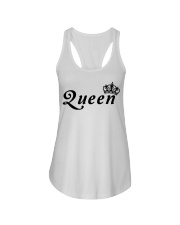 QUEEN Ladies Flowy Tank thumbnail