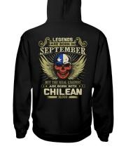 LEGENDS CHILEAN - 09 Hooded Sweatshirt thumbnail