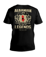 LIFE-LEGENDS V-Neck T-Shirt thumbnail