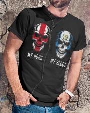 My Home England - Guatemala Classic T-Shirt lifestyle-mens-crewneck-front-4