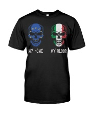 Italy Classic T-Shirt front